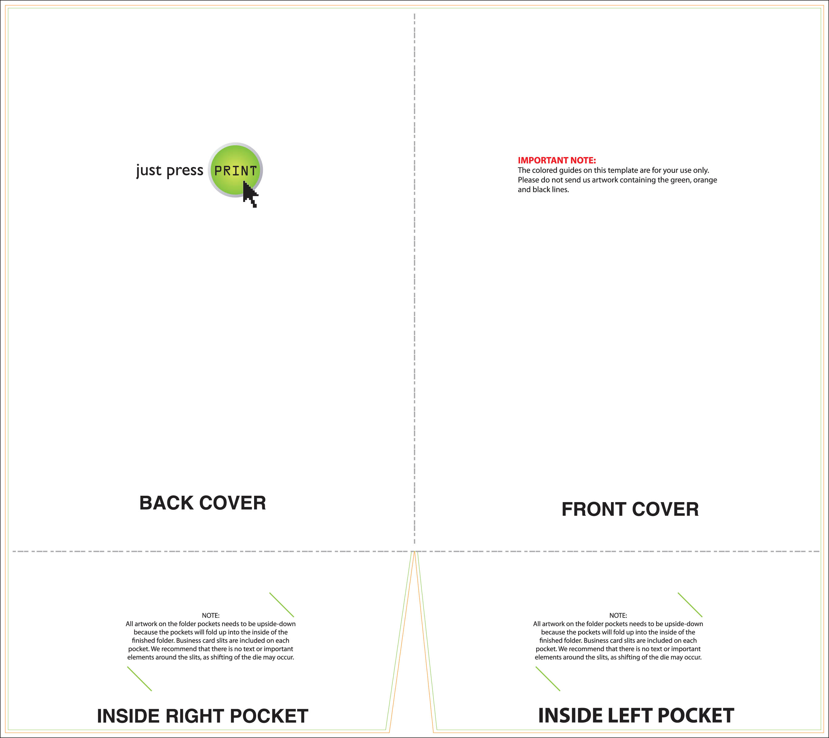 folder printing presentation folders with pockets just press print. Black Bedroom Furniture Sets. Home Design Ideas