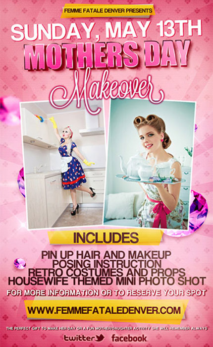 Mothers Day Makeover